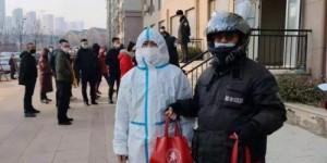顺丰同城为医护人员急送爱心餐,温暖直达前线