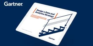 Gartner电子书:数据和分析战略的制定