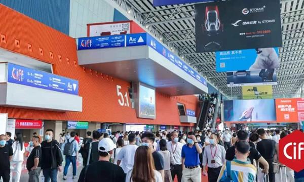 鼎忧培训椅再次亮相于广州第47届国际家具博览会,好评如潮!